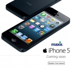 Maxis Opens Pre-registration for Long-Awaited iPhone 5