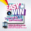 P1 Rewards Store Visits with Snap, Post and Win iPad Mini Contest