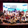 Samsung Brings Photo Fun with Galaxy Camera for Underprivileged Children