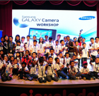 Samsung Brings Photo Fun with Galaxy Camera for Underprivileged Children