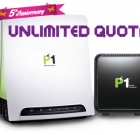 P1 Celebrates 5th Anniversary with Truly Unlimited Broadband Plans