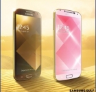 Samsung Upped the Ante with Golden Galaxy S4