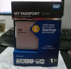 Keeping My Digital Assets Safe with WD 1TB My Passport SLIM – First Thin Drive with Metal Case and Hardware Encryption