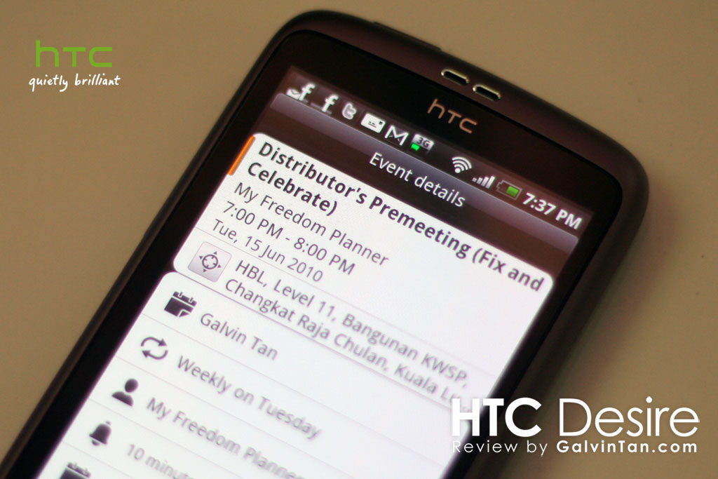 HTC First, The Information of The First Android Facebook Series Home