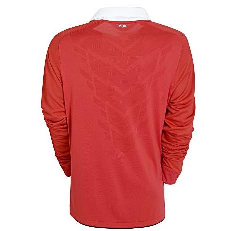 timeless design 87534 0ba91 Manchester United Home Kit 2010/2011 - Men - Long - decoding ...